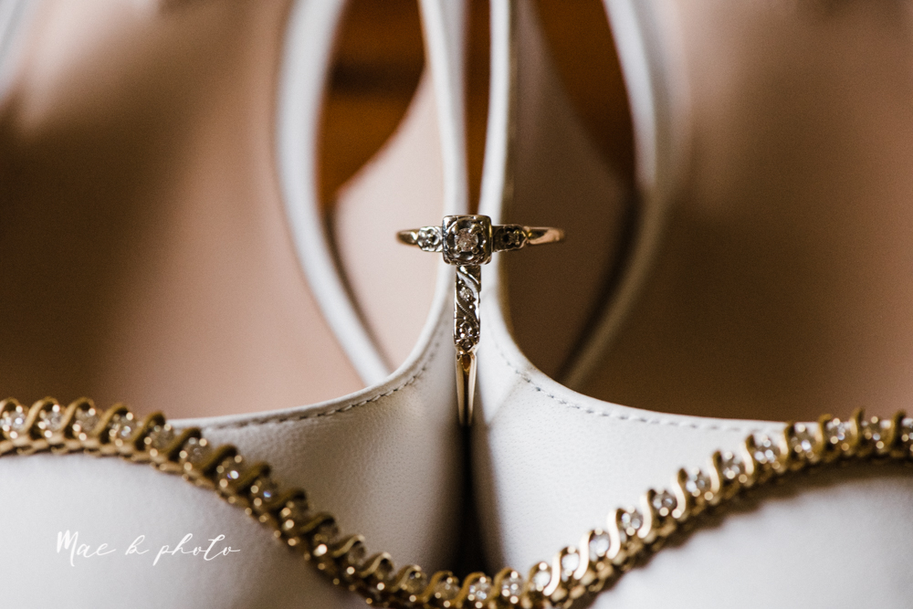 christina and michael's baseball themed midwest wedding at drake's landing and river's fellowside gardens in mill creek park in  youngstown ohio and holy family parish in poland ohio photographed by youngstown wedding photographer mae b photo-4.jpg