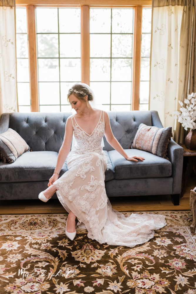 christina and michael's baseball themed midwest wedding at drake's landing and river's fellowside gardens in mill creek park in  youngstown ohio and holy family parish in poland ohio photographed by youngstown wedding photographer mae b photo-25.jpg