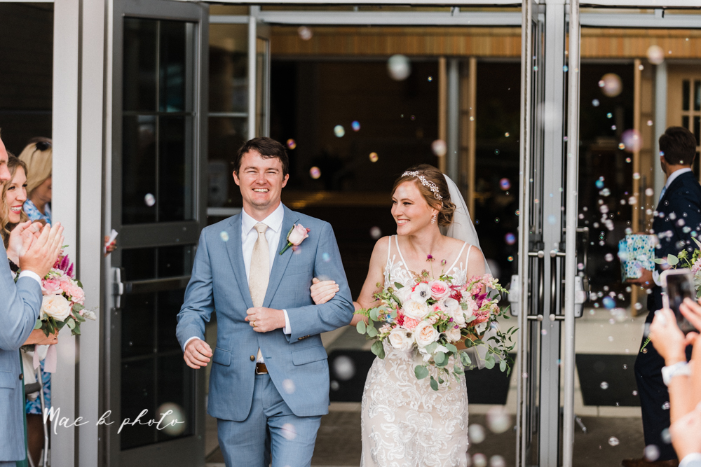christina and michael's baseball themed midwest wedding at drake's landing and river's fellowside gardens in mill creek park in  youngstown ohio and holy family parish in poland ohio photographed by youngstown wedding photographer mae b photo-42.jpg