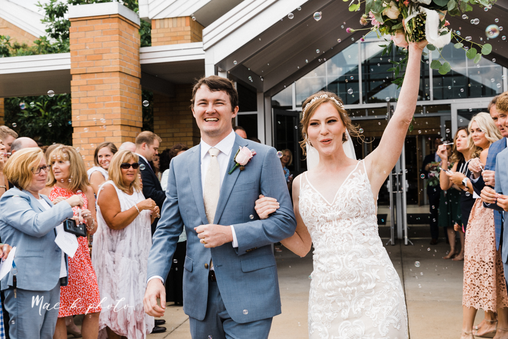christina and michael's baseball themed midwest wedding at drake's landing and river's fellowside gardens in mill creek park in  youngstown ohio and holy family parish in poland ohio photographed by youngstown wedding photographer mae b photo-160.jpg