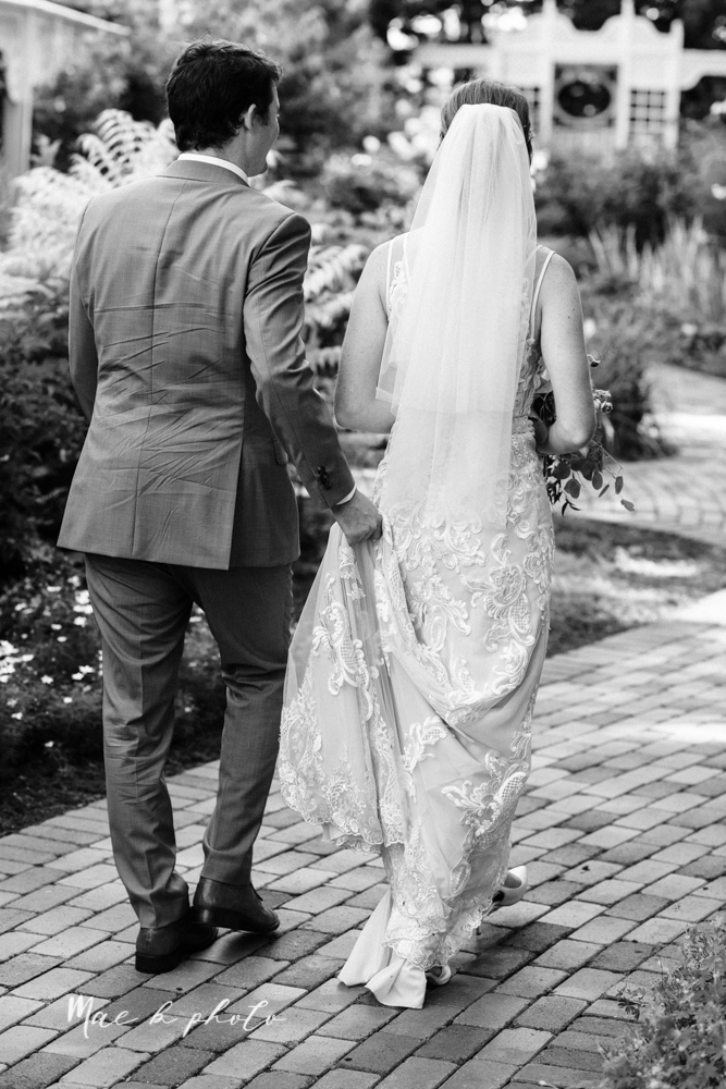 christina and michael's baseball themed midwest wedding at drake's landing and river's fellowside gardens in mill creek park in  youngstown ohio and holy family parish in poland ohio photographed by youngstown wedding photographer mae b photo-73.jpg