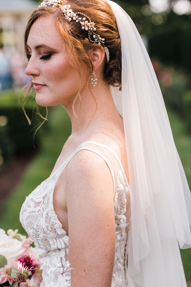 christina and michael's baseball themed midwest wedding at drake's landing and river's fellowside gardens in mill creek park in  youngstown ohio and holy family parish in poland ohio photographed by youngstown wedding photographer mae b photo-96.jpg