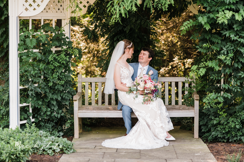 christina and michael's baseball themed midwest wedding at drake's landing and river's fellowside gardens in mill creek park in  youngstown ohio and holy family parish in poland ohio photographed by youngstown wedding photographer mae b photo-78.jpg