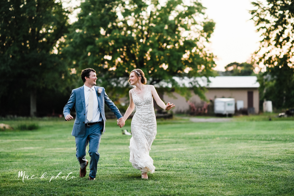 christina and michael's baseball themed midwest wedding at drake's landing and river's fellowside gardens in mill creek park in  youngstown ohio and holy family parish in poland ohio photographed by youngstown wedding photographer mae b photo-132.jpg