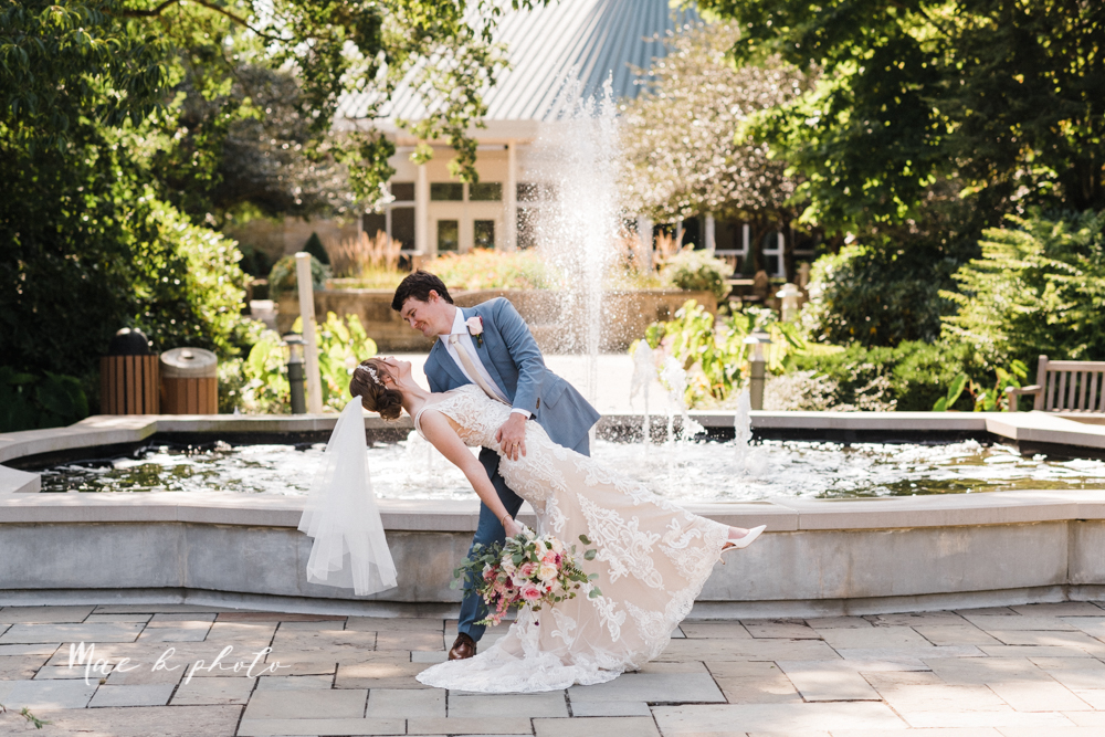 christina and michael's baseball themed midwest wedding at drake's landing and river's fellowside gardens in mill creek park in  youngstown ohio and holy family parish in poland ohio photographed by youngstown wedding photographer mae b photo-68.jpg