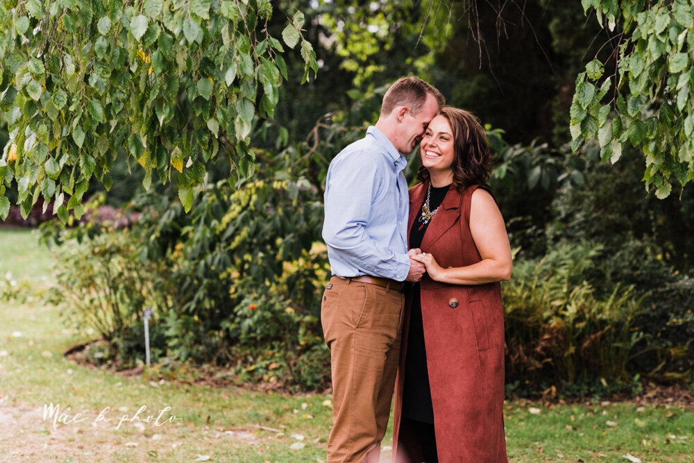 emily and karl's summer garden engagement session family session at fellows riverside gardens in mill creek park in youngstown ohio photographed by youngstown wedding photographer mae b photo-17.jpg