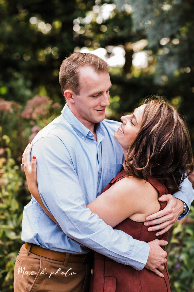 emily and karl's summer garden engagement session family session at fellows riverside gardens in mill creek park in youngstown ohio photographed by youngstown wedding photographer mae b photo-37.jpg