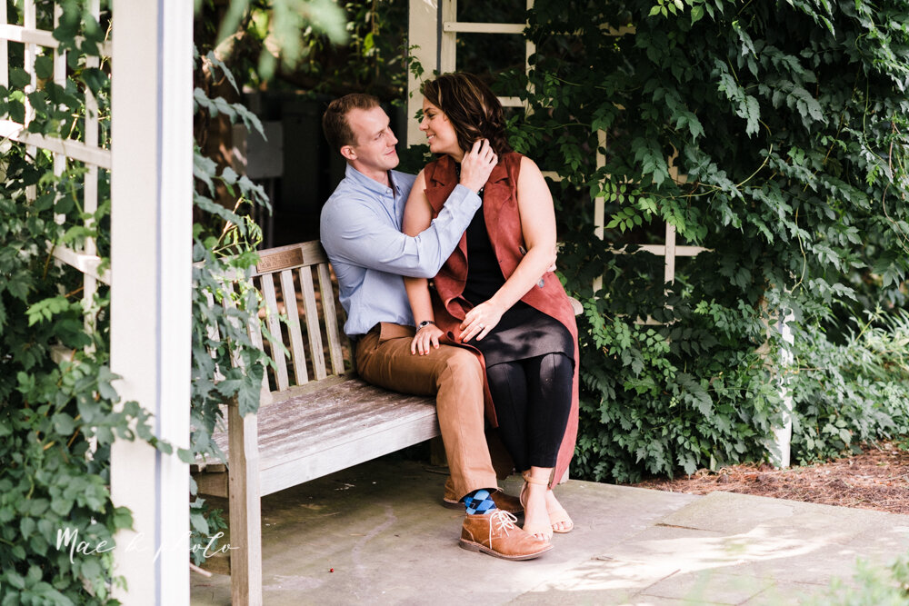 emily and karl's summer garden engagement session family session at fellows riverside gardens in mill creek park in youngstown ohio photographed by youngstown wedding photographer mae b photo-32.jpg