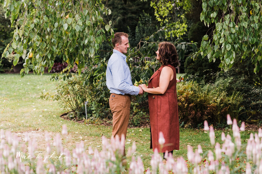 emily and karl's summer garden engagement session family session at fellows riverside gardens in mill creek park in youngstown ohio photographed by youngstown wedding photographer mae b photo-13.jpg