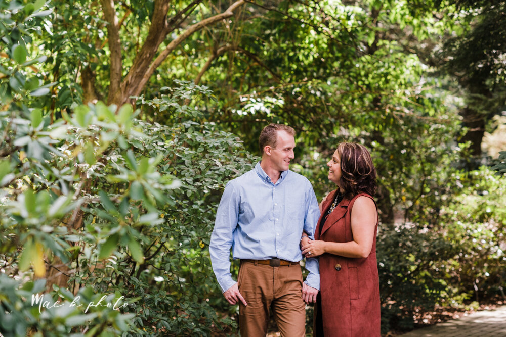 emily and karl's summer garden engagement session family session at fellows riverside gardens in mill creek park in youngstown ohio photographed by youngstown wedding photographer mae b photo-27.jpg