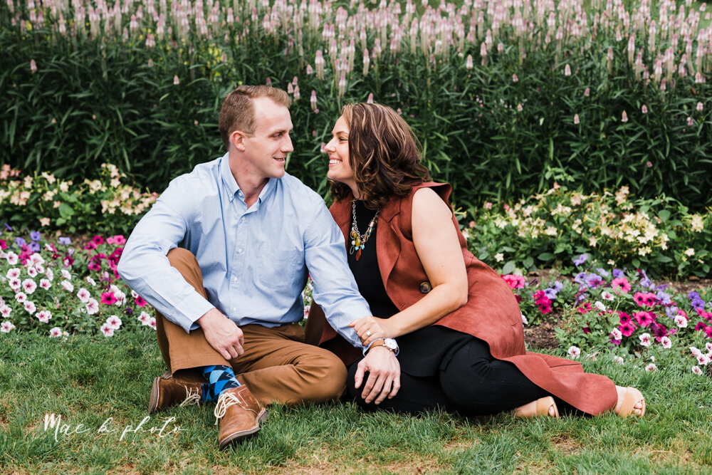 emily and karl's summer garden engagement session family session at fellows riverside gardens in mill creek park in youngstown ohio photographed by youngstown wedding photographer mae b photo-7.jpg