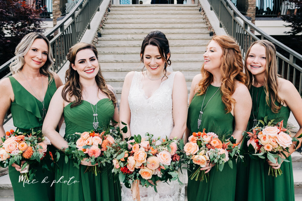 kirsten and noll's elegant unique country club summer wedding at the lake club in poland ohio photographed by youngstown wedding photographer mae b photo-77.jpg