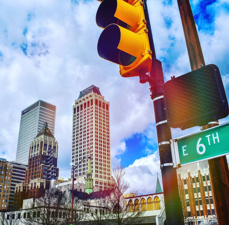 Downtown - Tulsa Photography