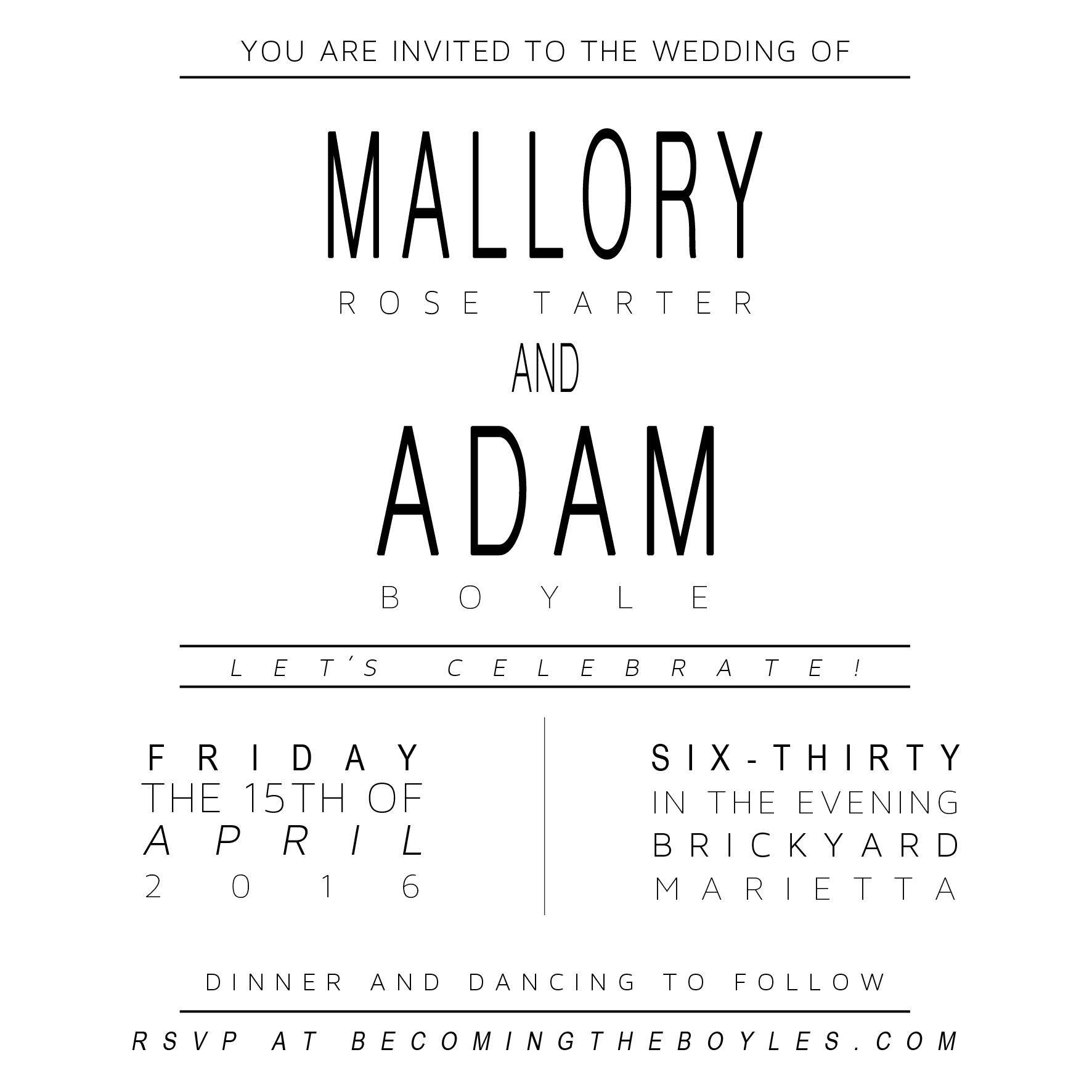 Mal & Ad's Wedding Invite Square Design.jpg