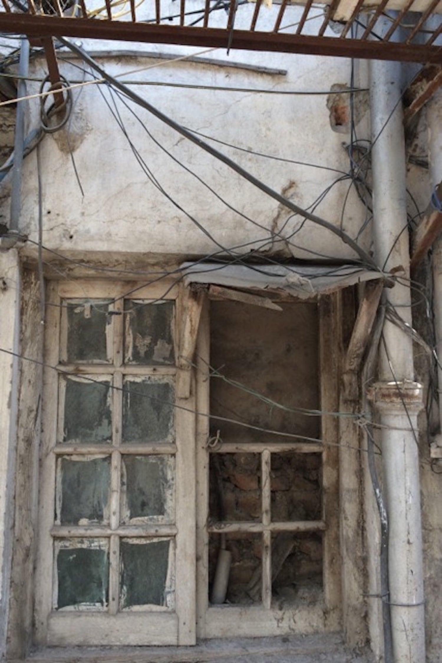 Wires & Windows