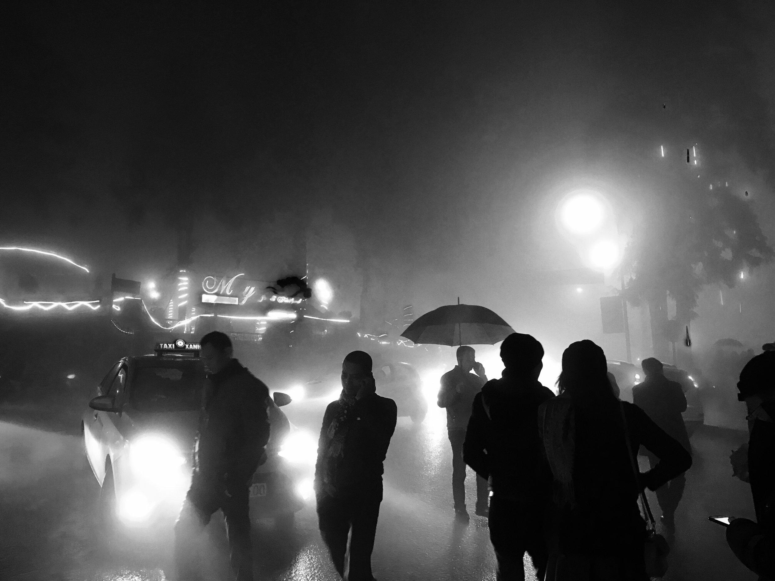 Copy of Misty Night in Sapa