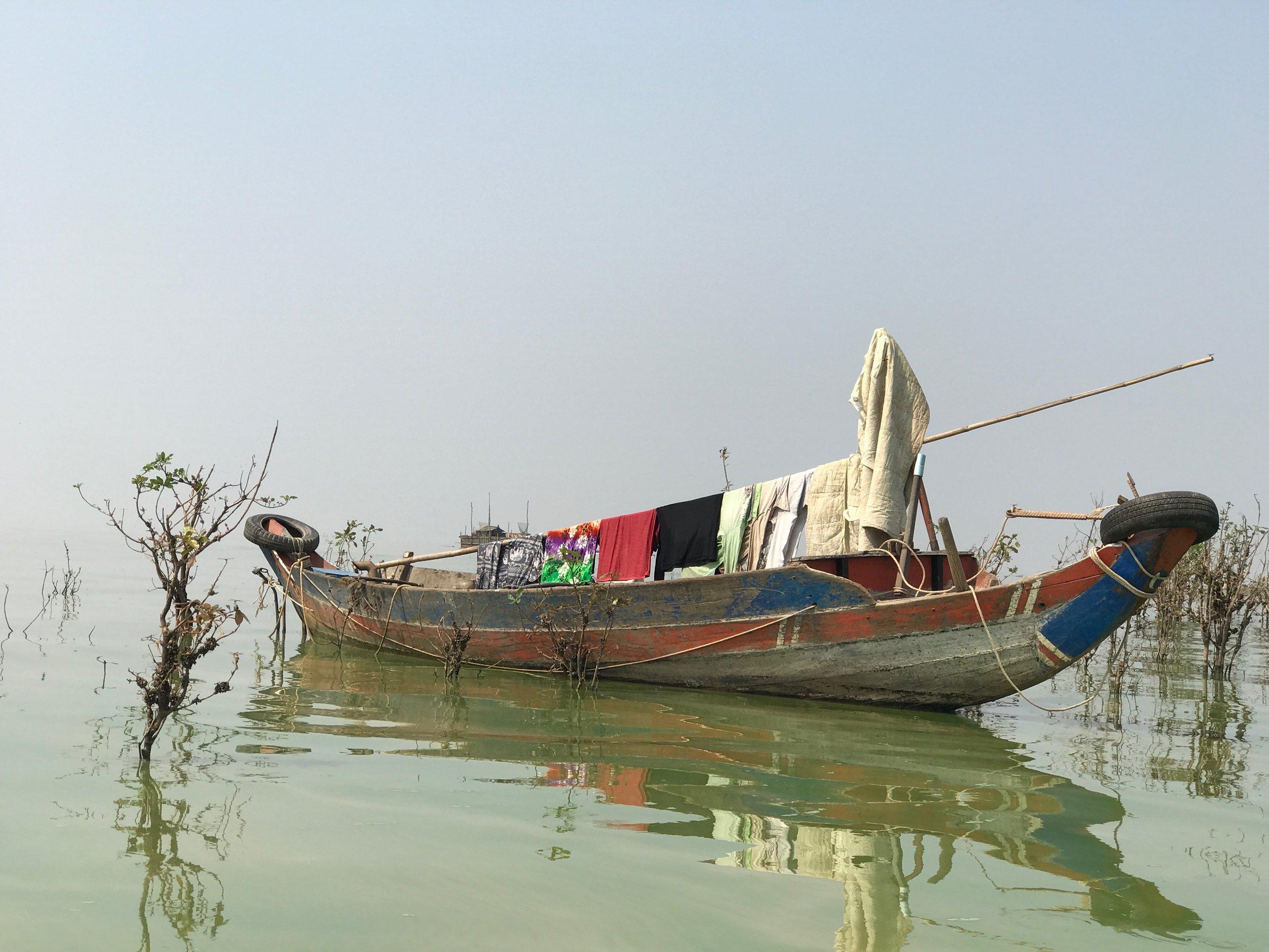 Copy of Laundry Boat