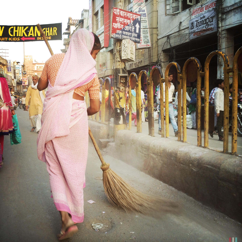 Copy of Street Sweeper