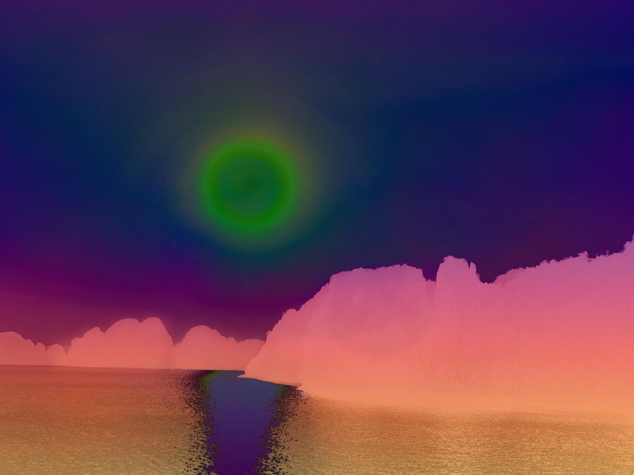 Halong Bay in Technicolor