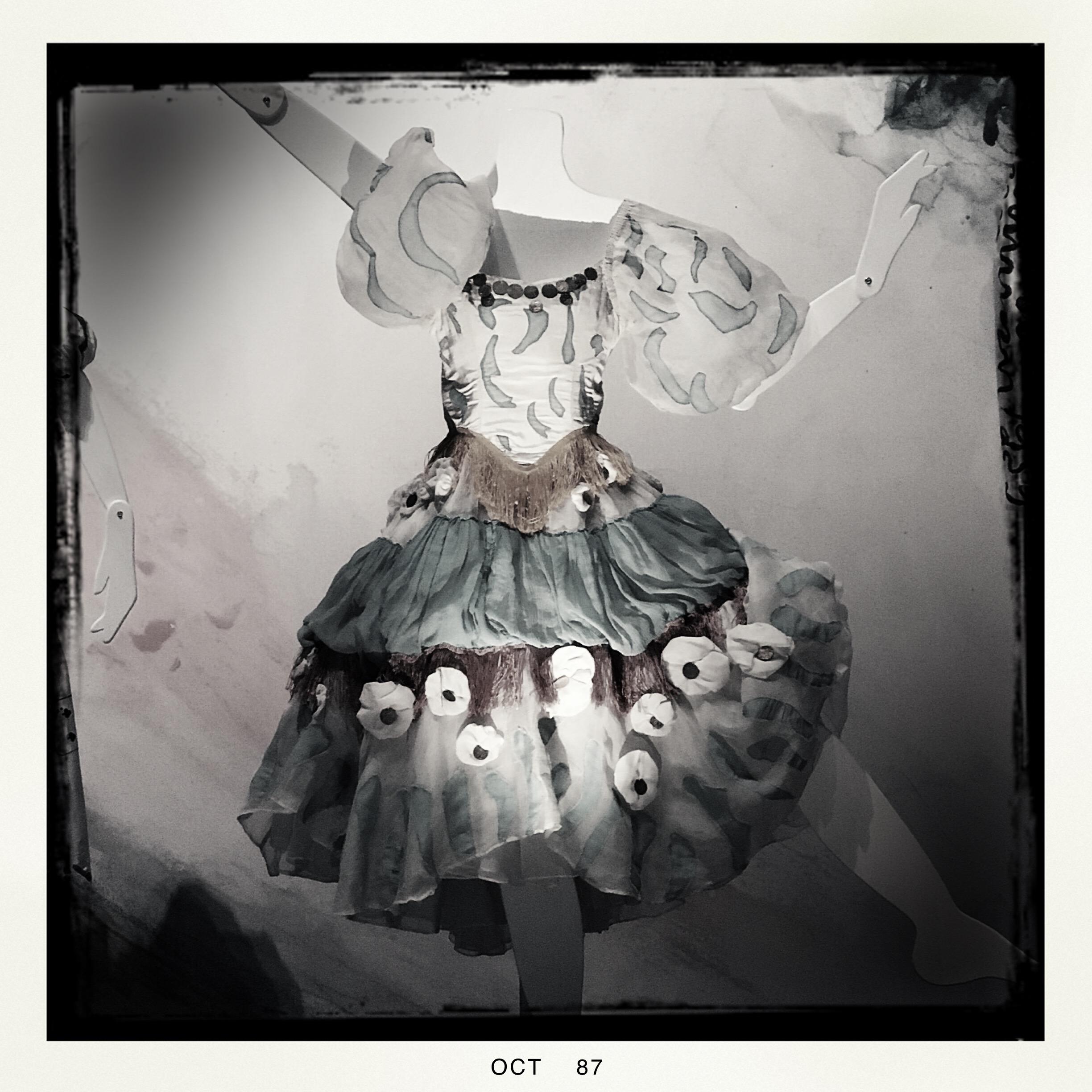 Chagall's Dress