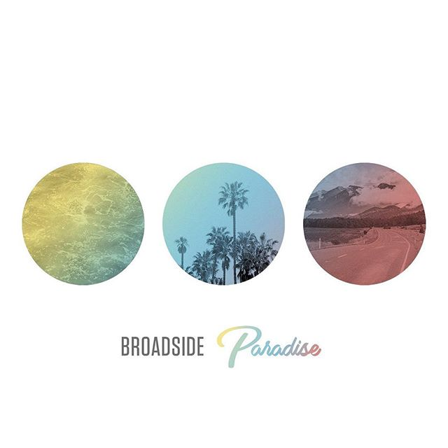 New album from @broadsideofficial drops today! • • • • @victoryrecords #paradise #victoryrecords