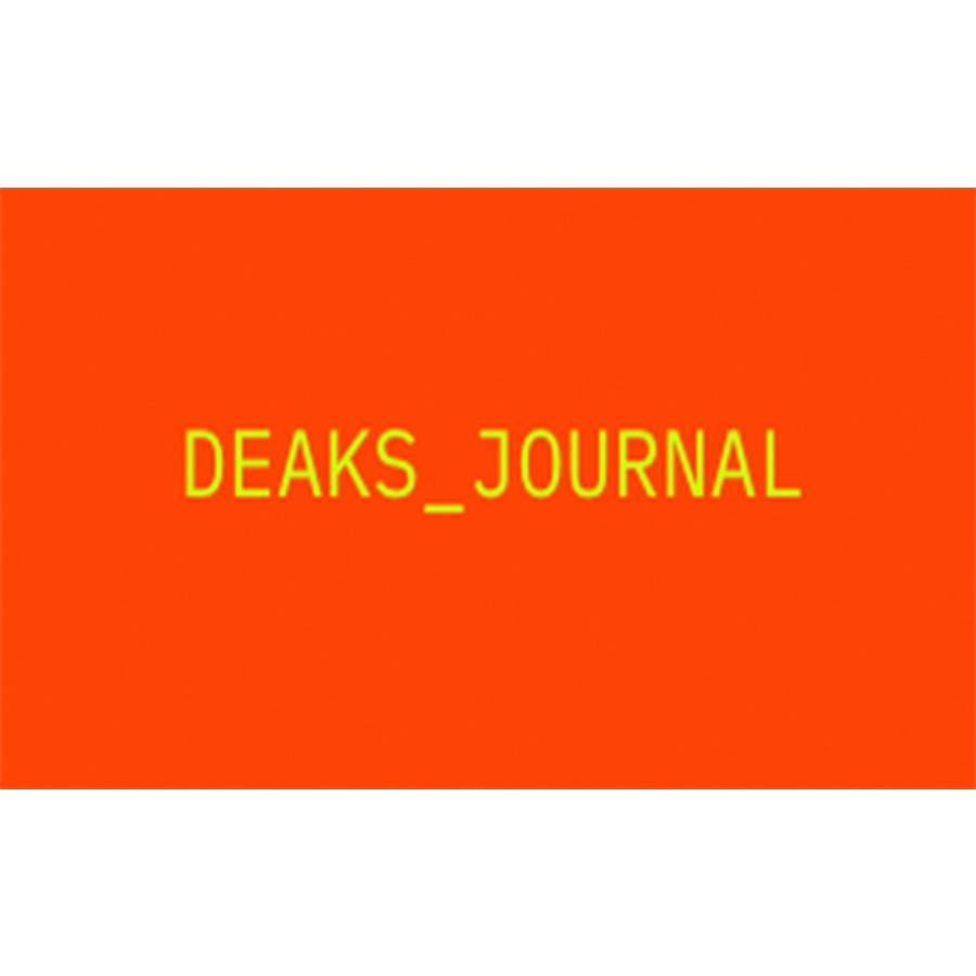 Deaks Journal Interview