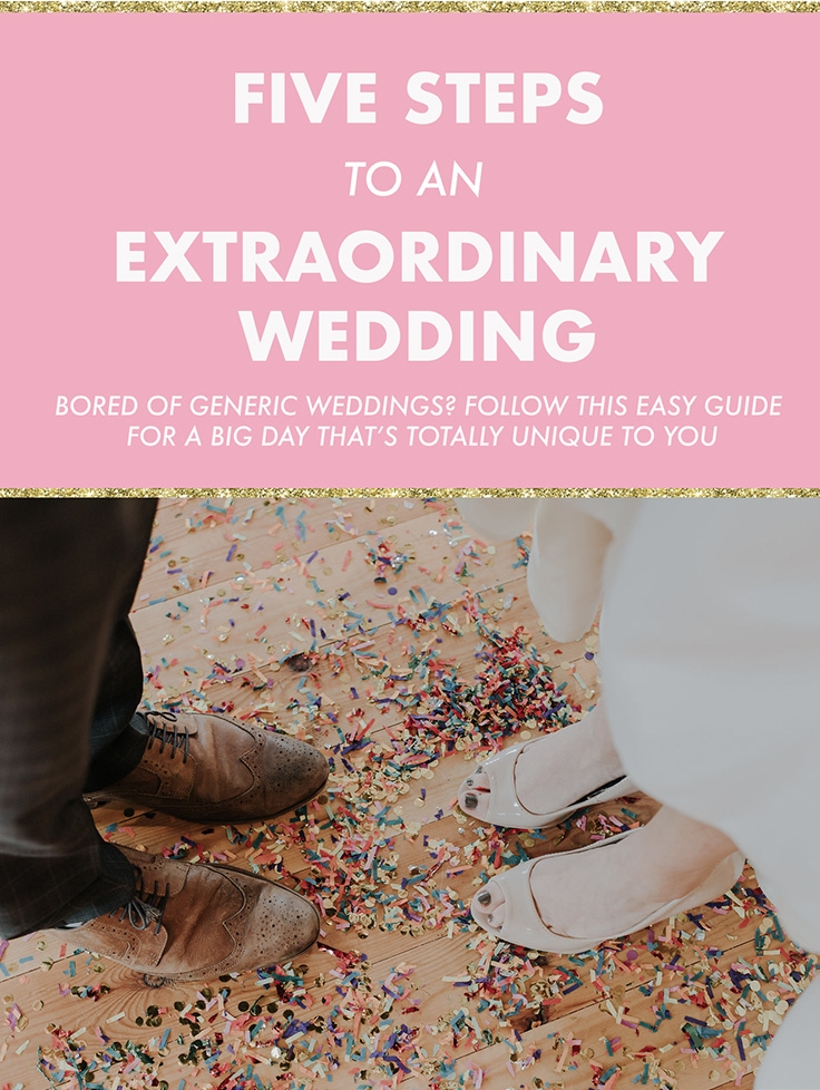 five steps to an extraordinary wedding.jpg