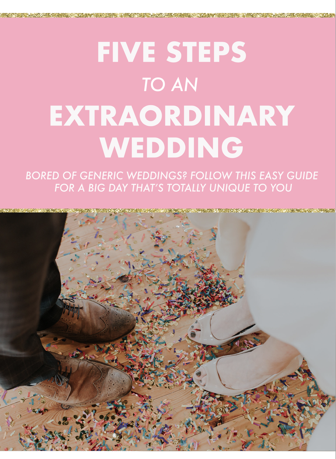 Sign up for your  free workbook  to help you choose your wedding theme.
