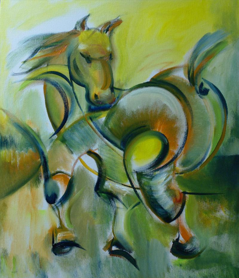 Cavallo en Battallio