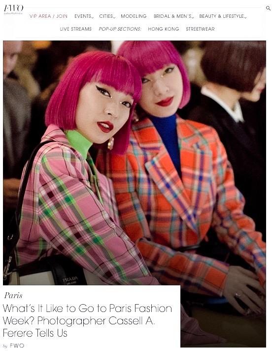 Fashion Week Online