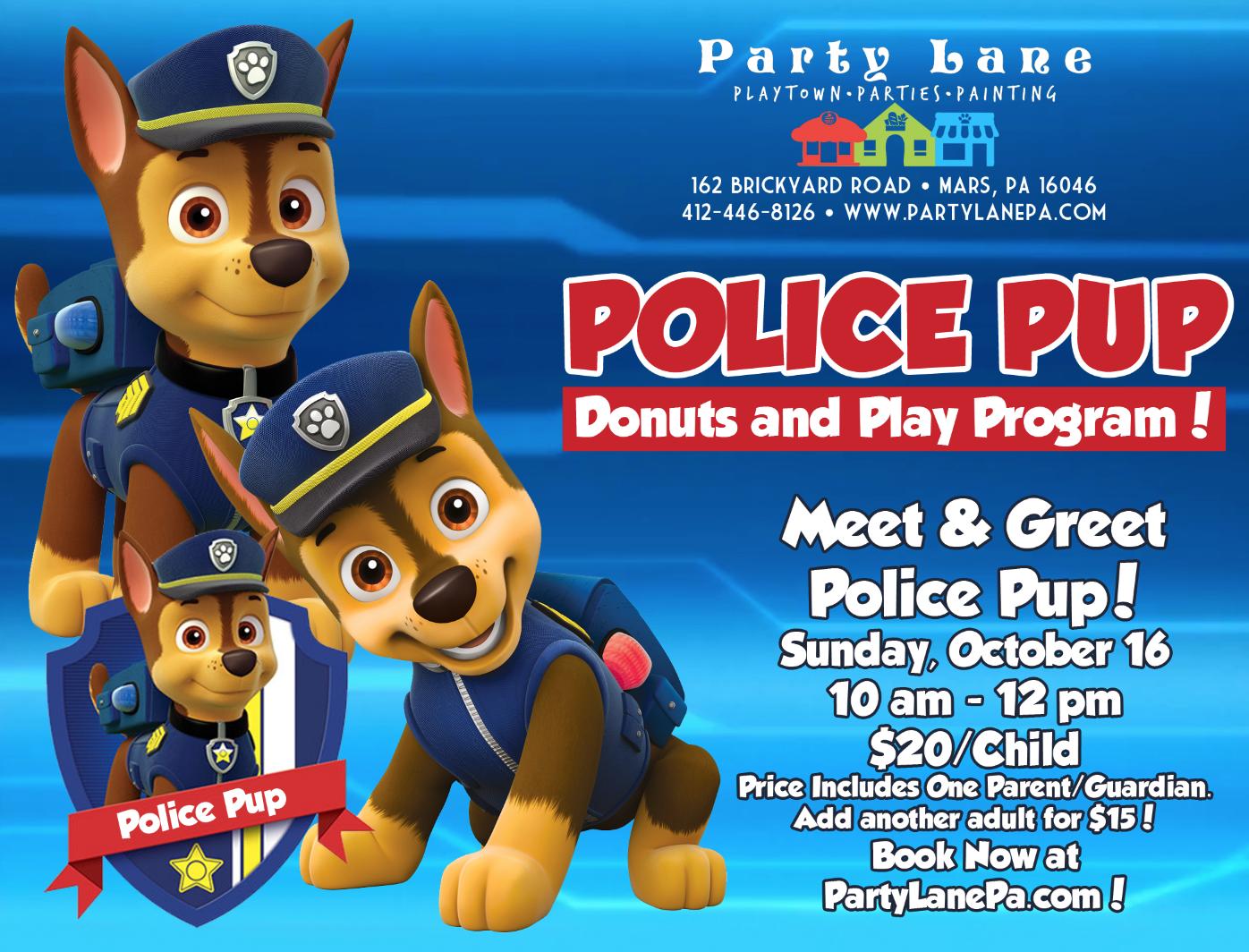 PolicePup