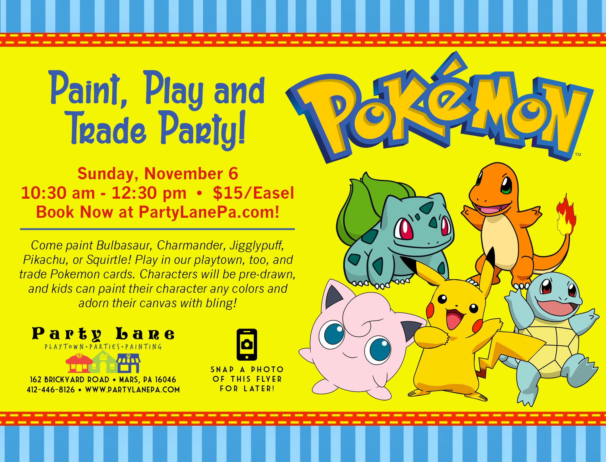 PokemonParty