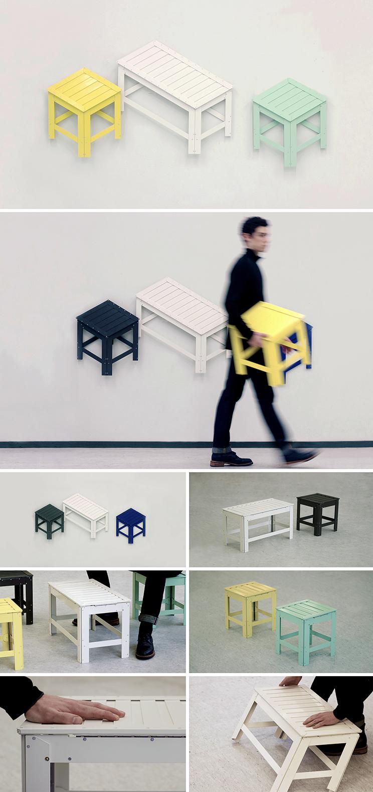All images shown belong to Jongha Choi's website:http://jonghachoi.com