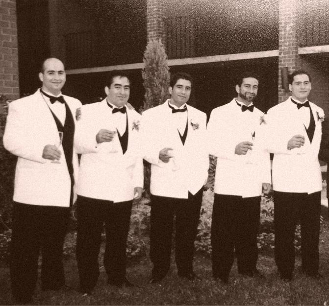 The Original NASR Brothers.