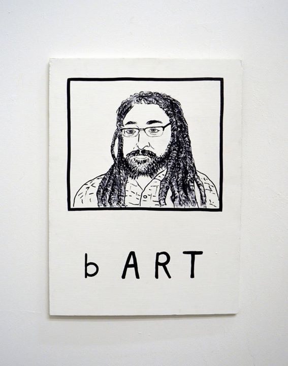 Bart Vargas Portrait