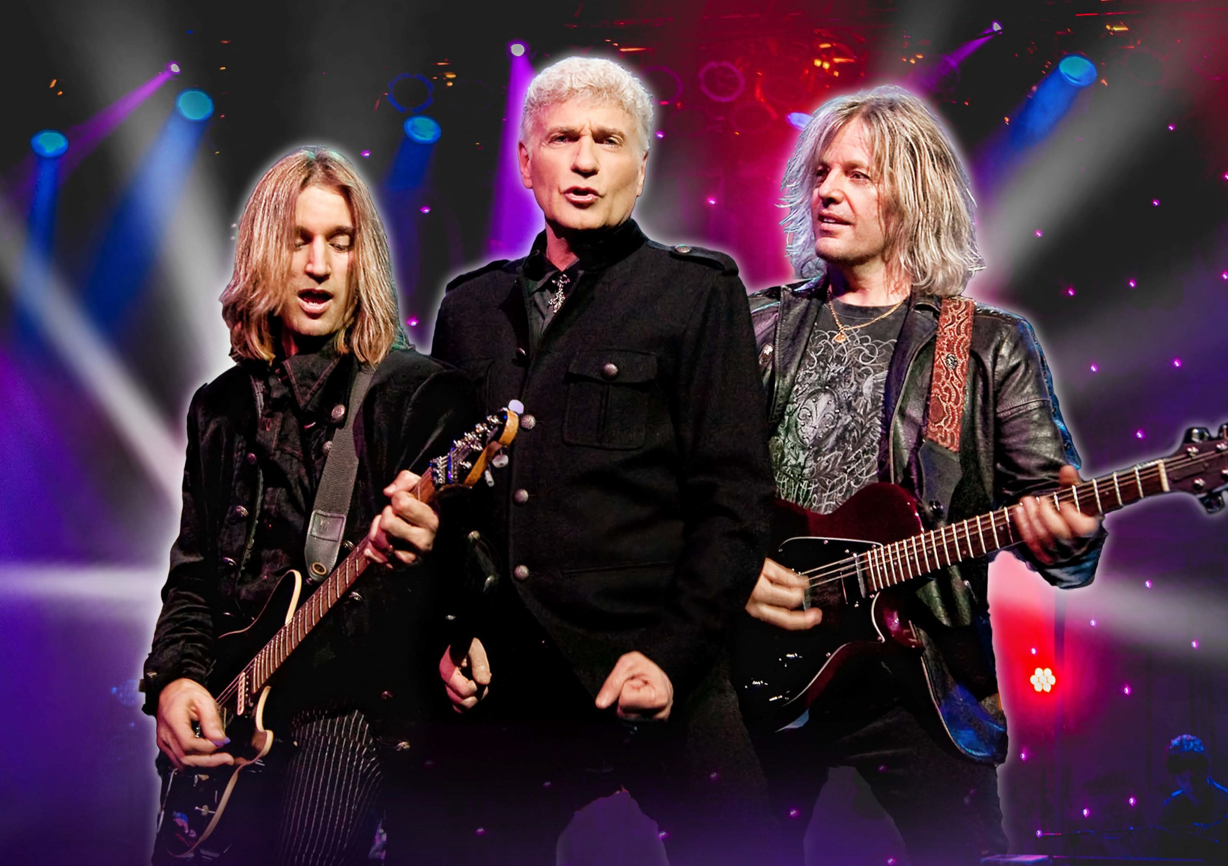 DENNIS DEYOUNG AND THE MUSIC OF STYX  • Saturday, July 21, 2018