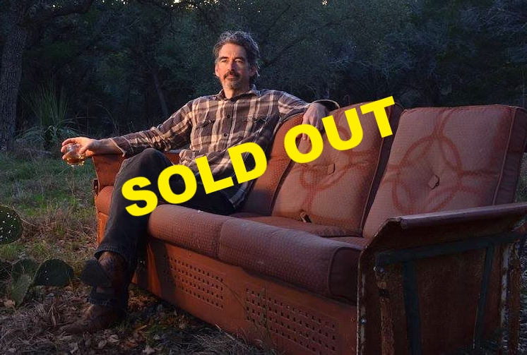 AN EVENING WITH SLAID CLEAVES  • Tuesday, July 24, 2018