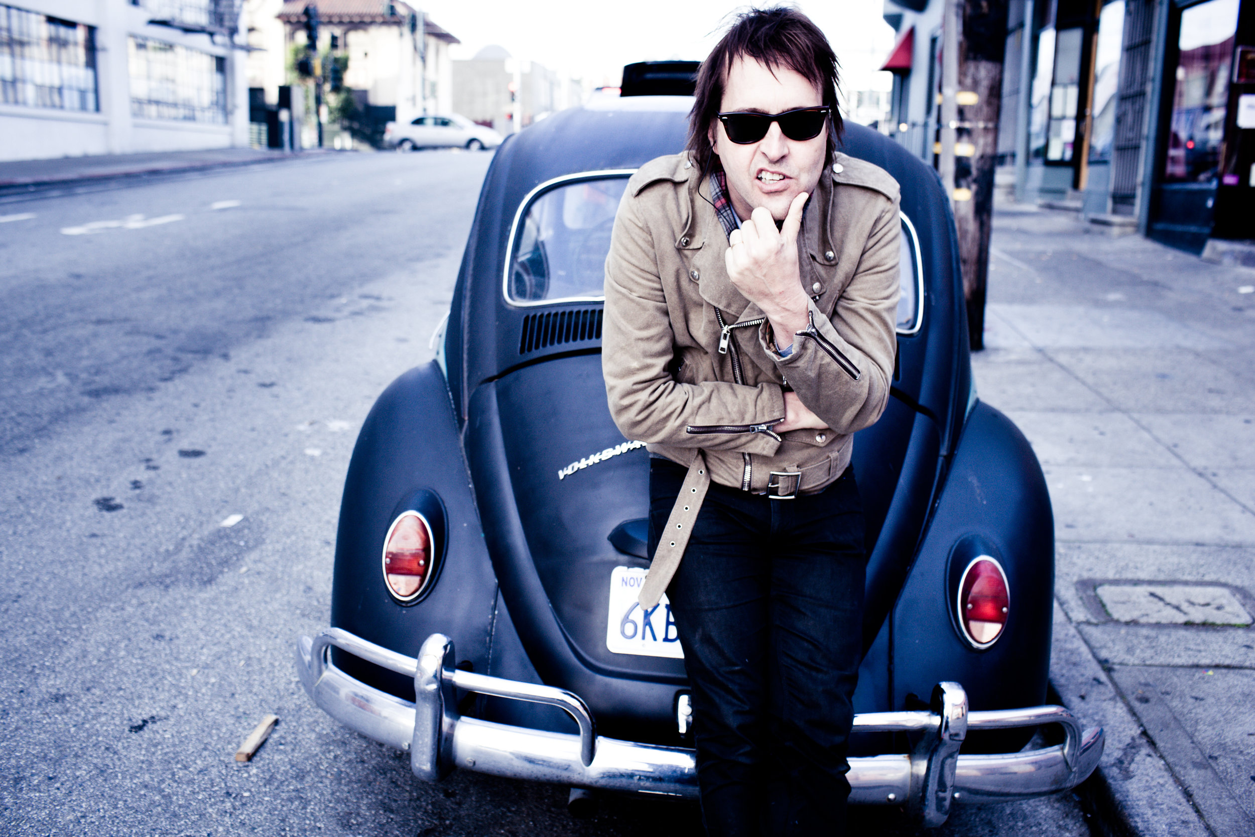 Chuck Prophet and Mission Express