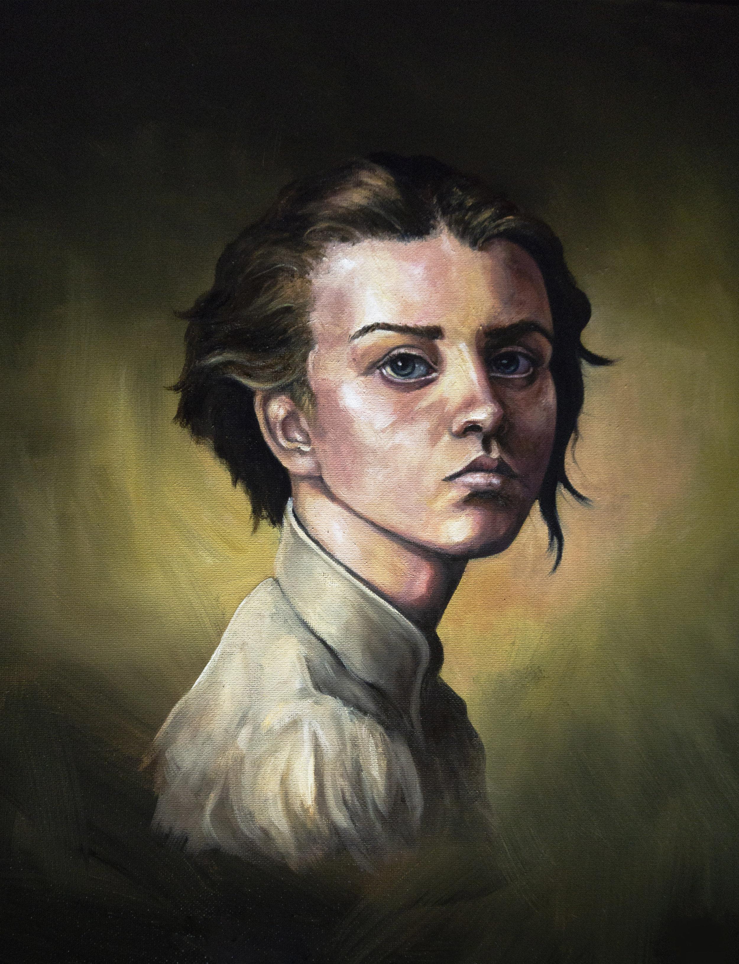 """18x24"""" Portrait"""