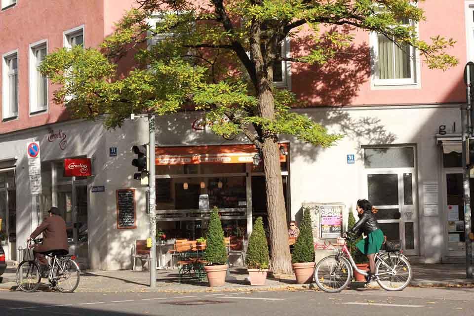 Munich, Alemania. Primavera 2014.