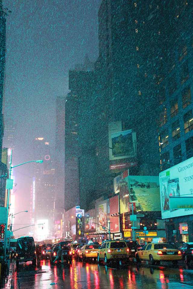 Nueva York, USA. Otoño 2012.