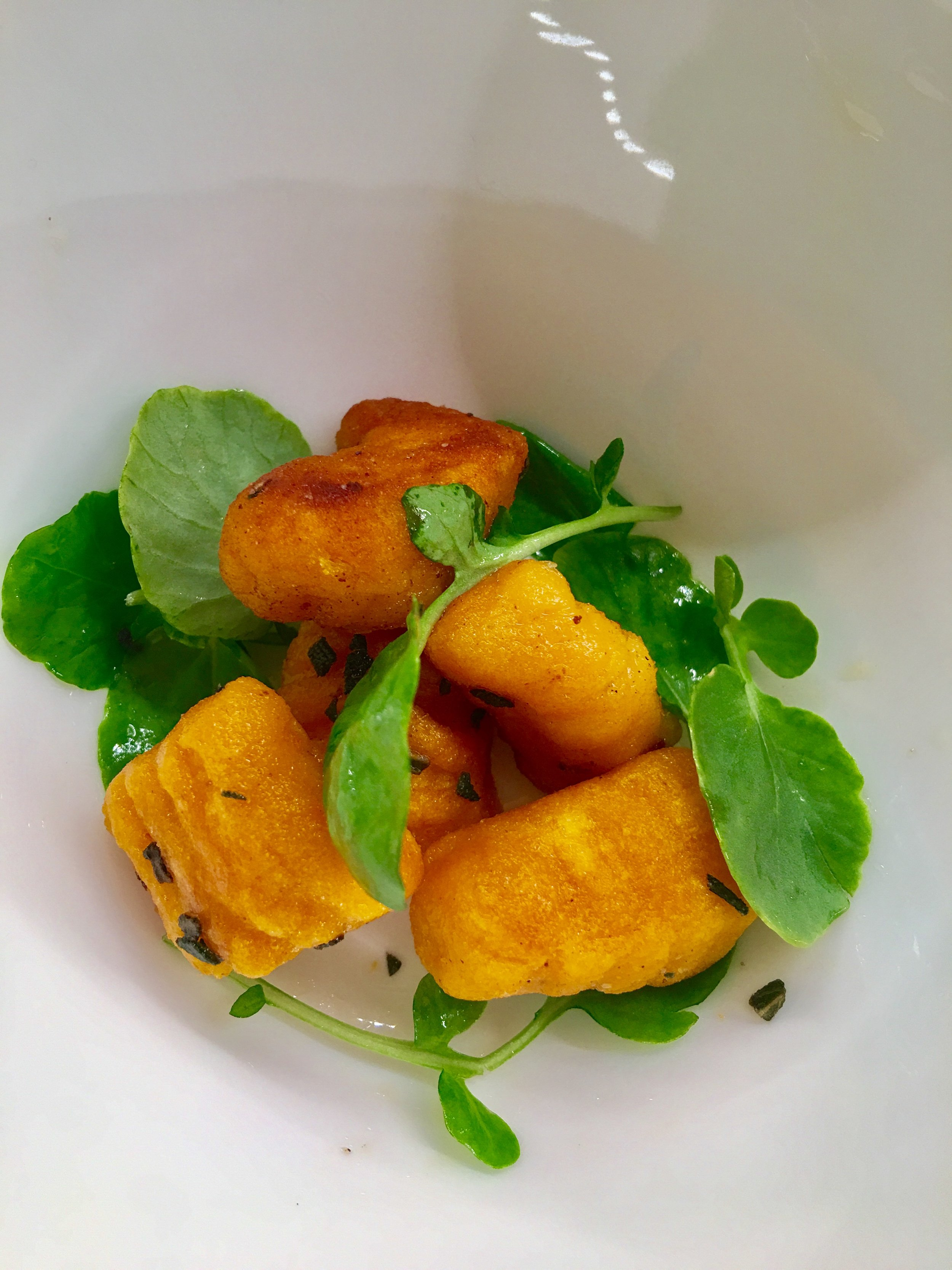 Sweet Potato Gnocchi - Gluten Free and Delightful