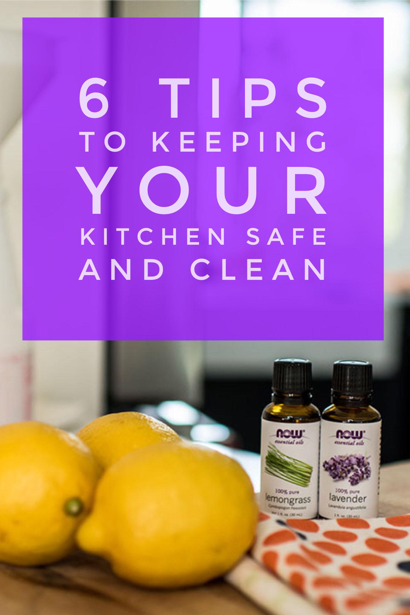 Keeping Ktichen Safe and Clean_Pinterest copy.jpg