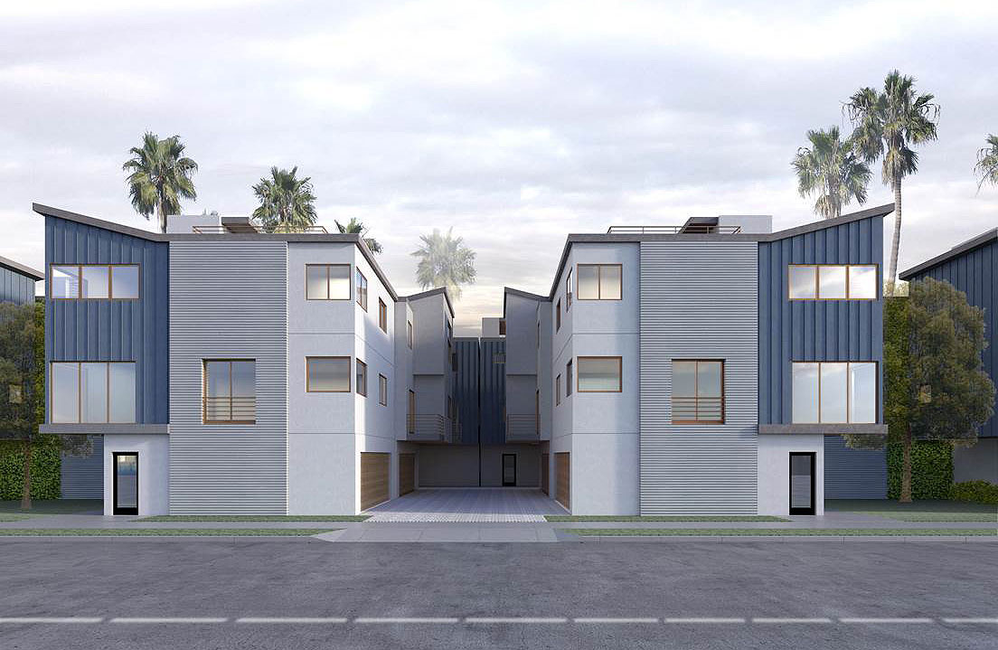 20 Units, Mesa Street
