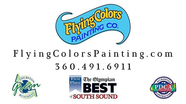 We can't make this stuff up! Best in the South Sound for 7 straight years! Did you know no other painting company has won first place?