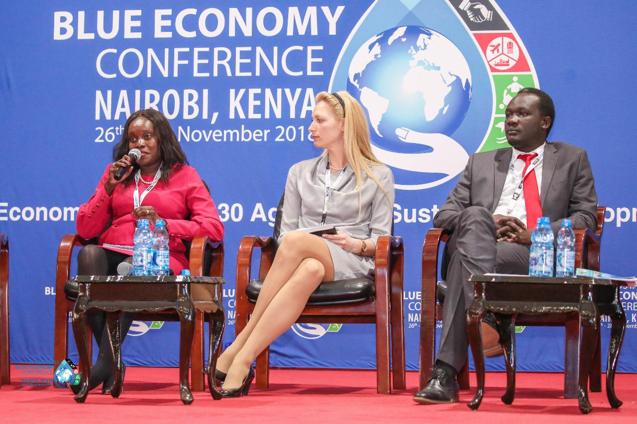 Sustainable Blue Economy Conference - Nairobi, Kenya - November 2018 - UNDP
