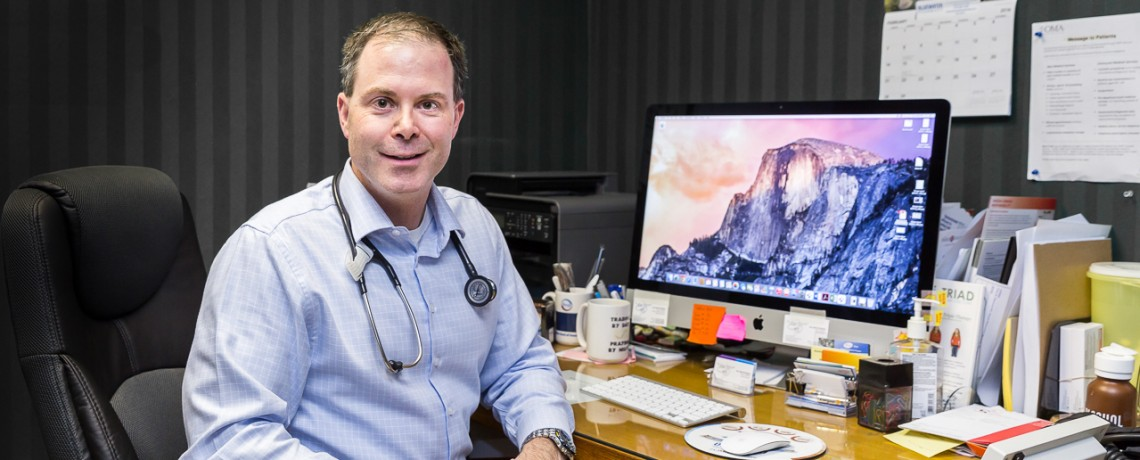 Dr. Sean Peterson