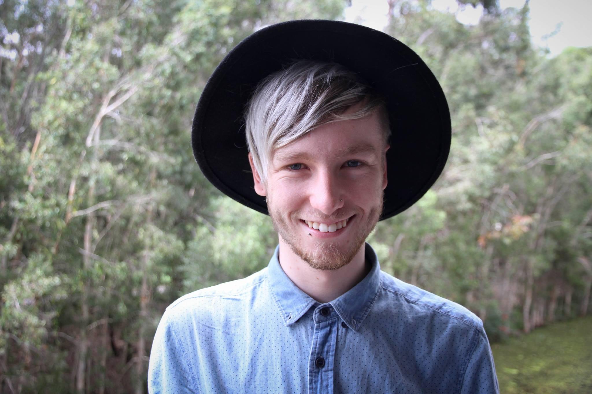 Jesse Chaffey: journo student, writer, Heywire 2015 winner and Lady Gaga minion.