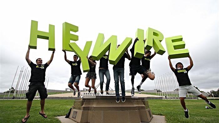 Gimme an H!... Source:  blogs.abc.net.au