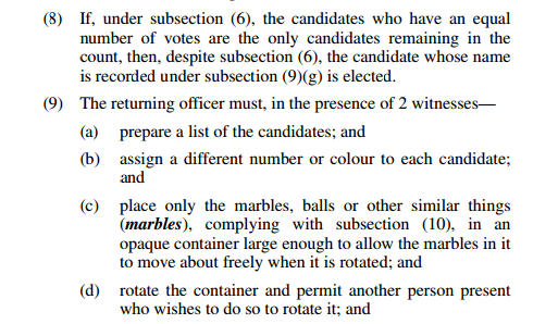 Right there in black and white. QLD has surely lost its marbles... or other similar things.